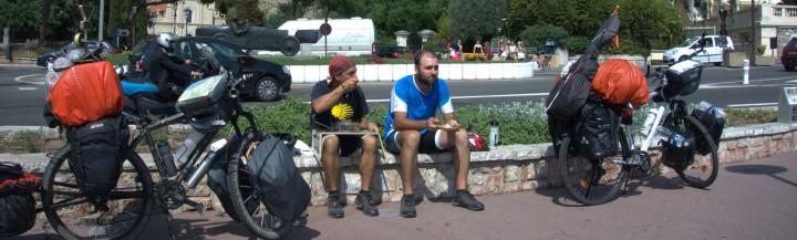 cicloturismo monaco comer