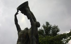 pontedecimo cicloturismo escultura