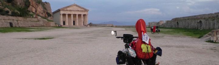 Cicloturismo en Corfu